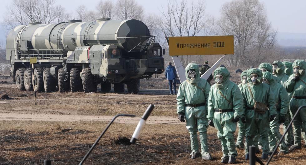 Tratado para la prohibición de armas nucleares entrará en vigor