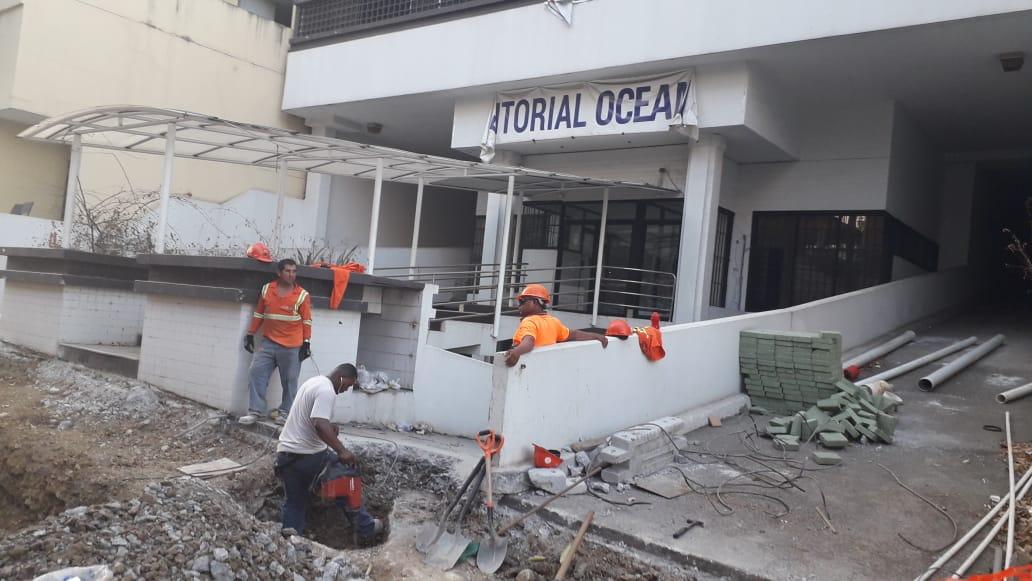 Comerciantes de Vía Argentina presentarán demanda por daños y perjuicios