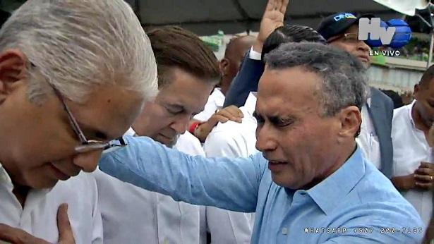 Pastor Edwin Álvarez revela negociación para apoyar a Blandón
