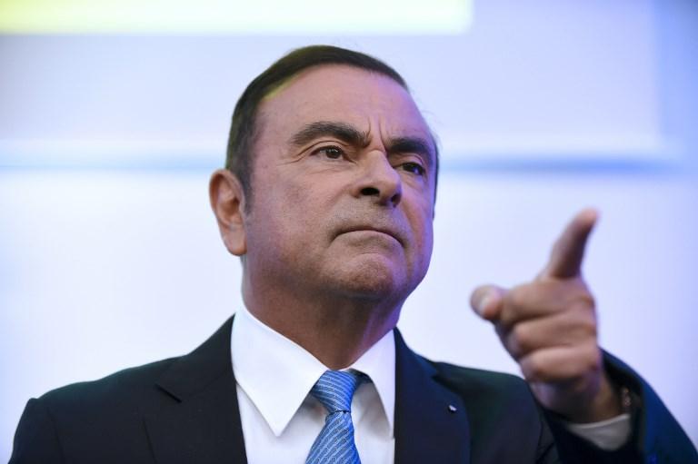 Renault afirma que Ghosn se benefició de un mecenazgo para su boda