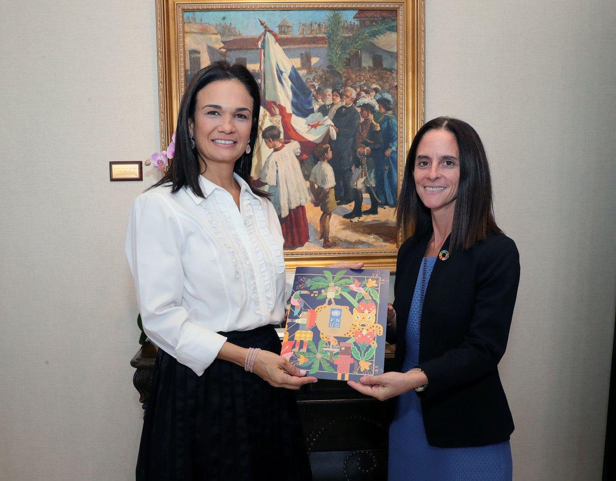 Linda Maguire nueva representante residente del PNUD en Panamá
