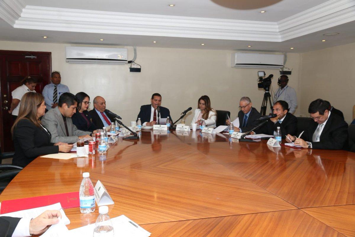 El 7 de marzo inician las consultas sobre designación de magistrados