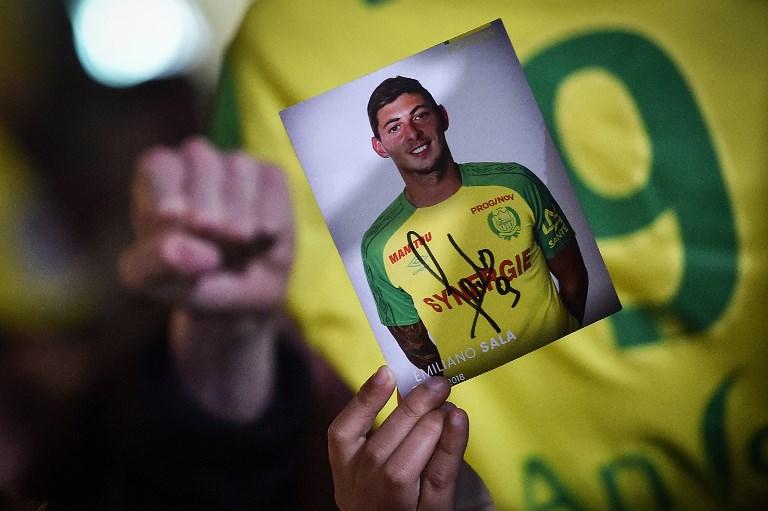 El Nantes retira el número 9 como homenaje a Emiliano Sala