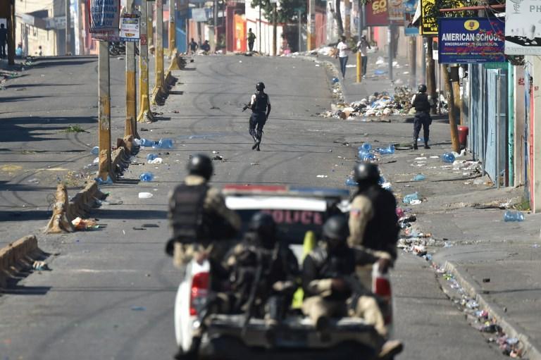 Haití: Gobierno propone bajar precios, subir salarios y sentarse a dialogar