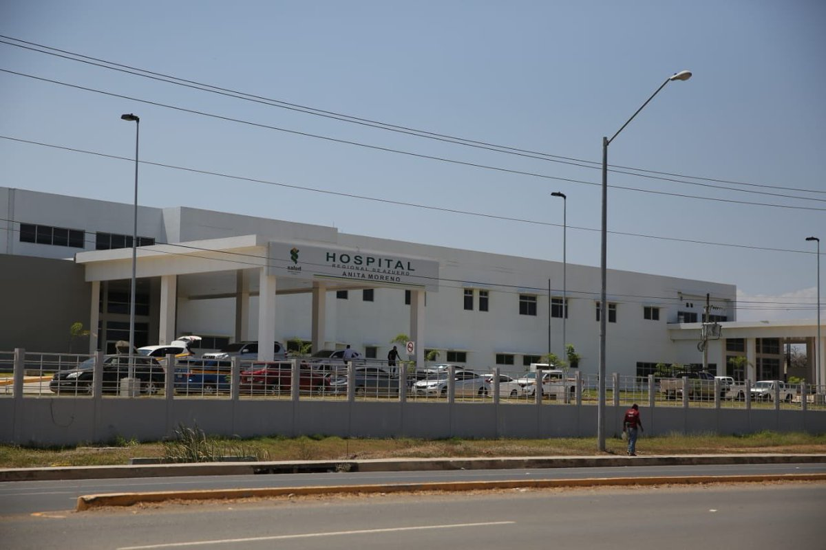 Inauguran el Hospital Regional de Azuero Anita Moreno