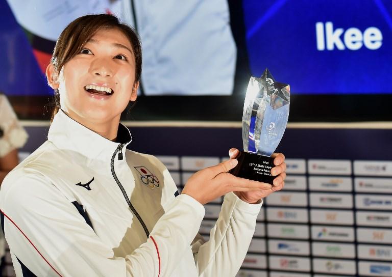 La joven estrella de la natación japonesa Rikako Ikee sufre leucemia