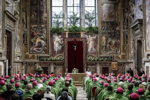 Homosexualidad, el tema más discutido y menos pertinente en la reunión de obispos