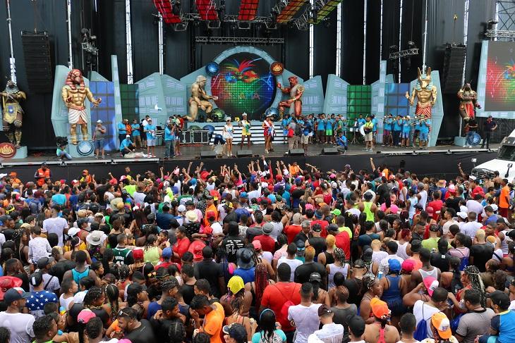 Gobierno destinará un millón 900 mil balboas para el Carnaval capitalino