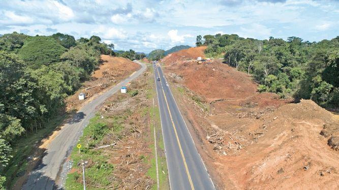 Suspenden provisionalmente el proyecto de ensanche de la Avenida Omar Torrijos