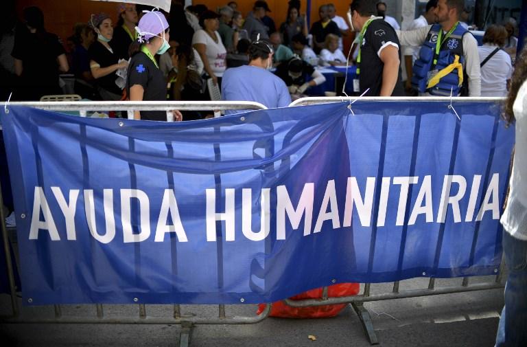 Venezuela en semana crucial en pulso Guaidó-Maduro por ayuda humanitaria
