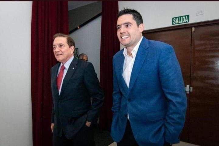 Carrizo, una de las manos de Cortizo a la vicepresidencia