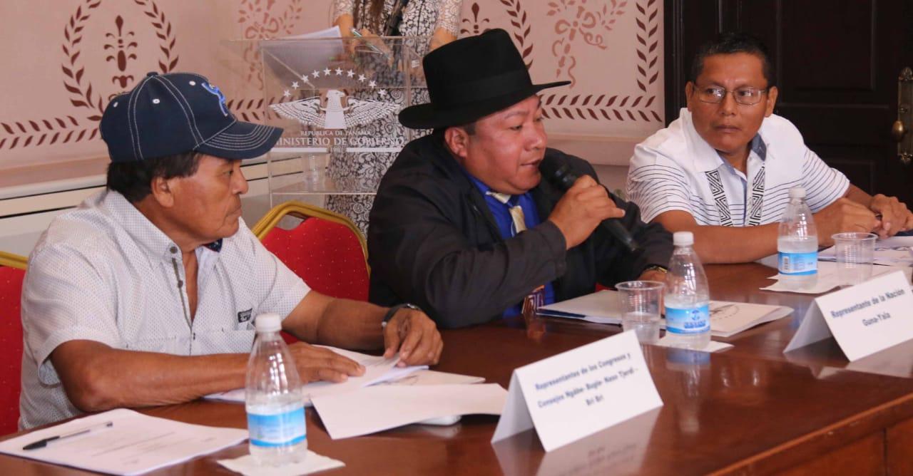 MinGob instala Comité de Apoyo para ejecución del Plan de Desarrollo de los Pueblos Indígenas