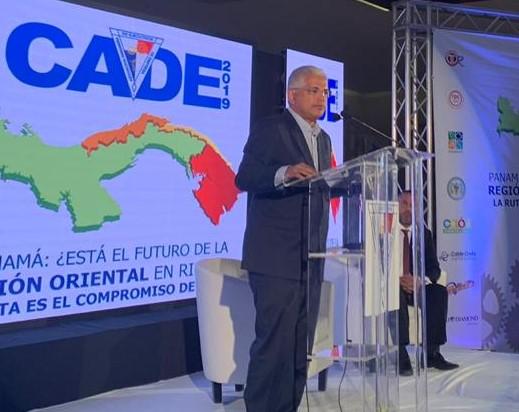 Blandón se compromete al desarrollo regional en Colón, Darién y las Comarcas