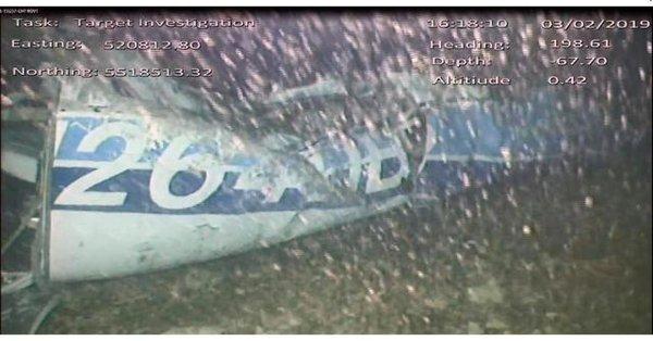 Recuperado un cuerpo de la avioneta en que se estrelló Emiliano Sala