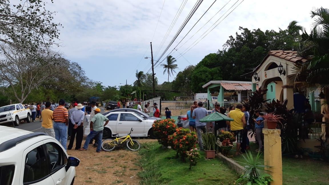 Mujer asesina a su madre en Sabana Grande, en la provinciaLos Santos