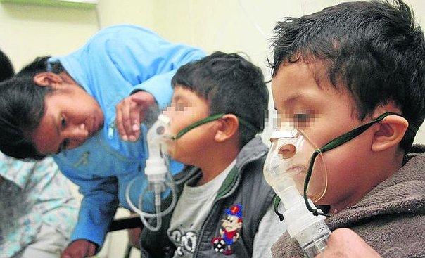 Minsa confirma 98 caso de tosferina en Panamá