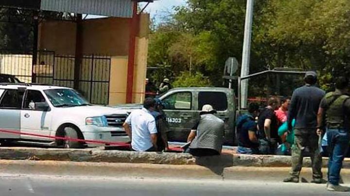Mueren 11 personas en dos enfrentamientos entre policías y criminales en México