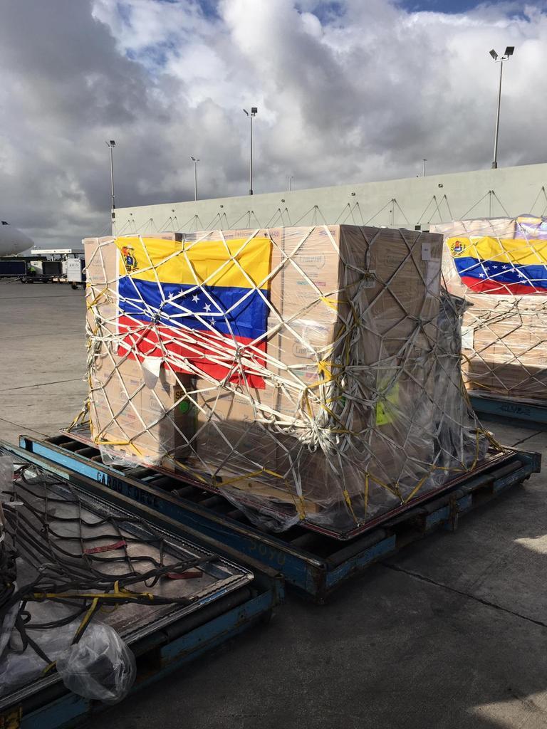 Curazao advierte que no enviará ayuda a Venezuela sin permiso de Caracas