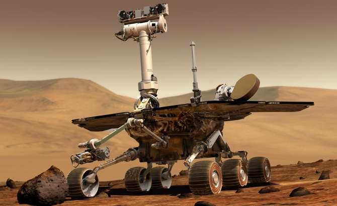 La NASA confirma muerte del robot Opportunity y da por terminada su misión