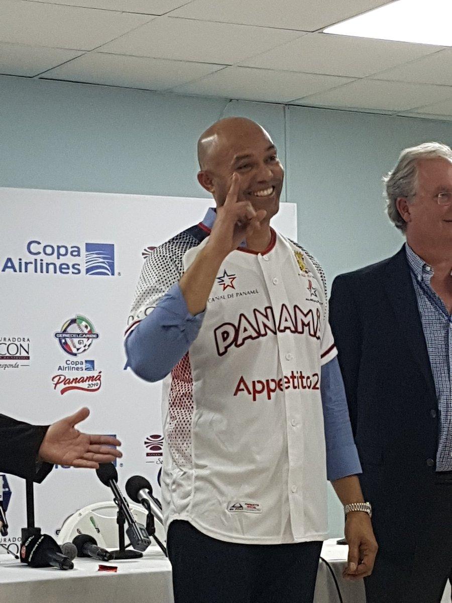 """""""Como equipo no pude llevar la camiseta, pero siempre representé a Panamá"""", Mariano Rivera"""
