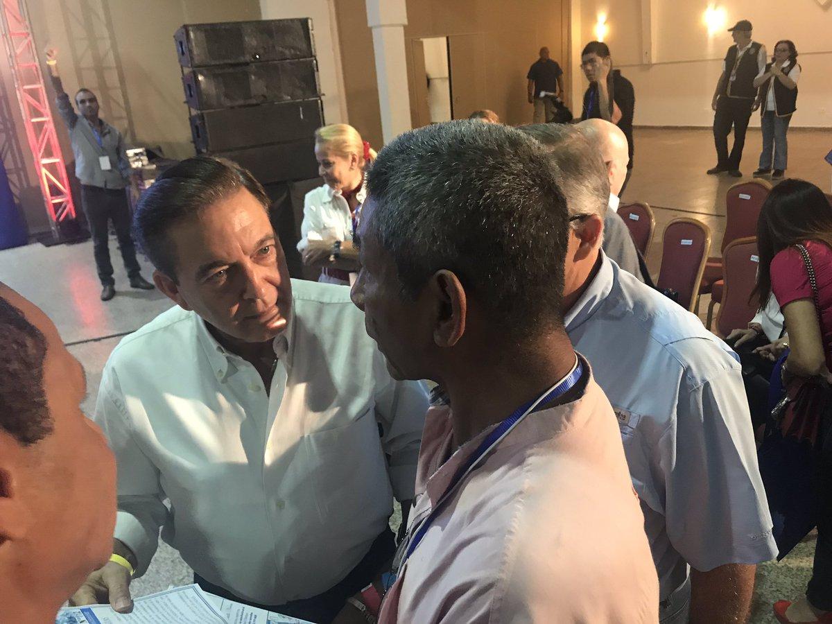 PRD define hoy el compañero de fórmula del candidato presidencial Cortizo