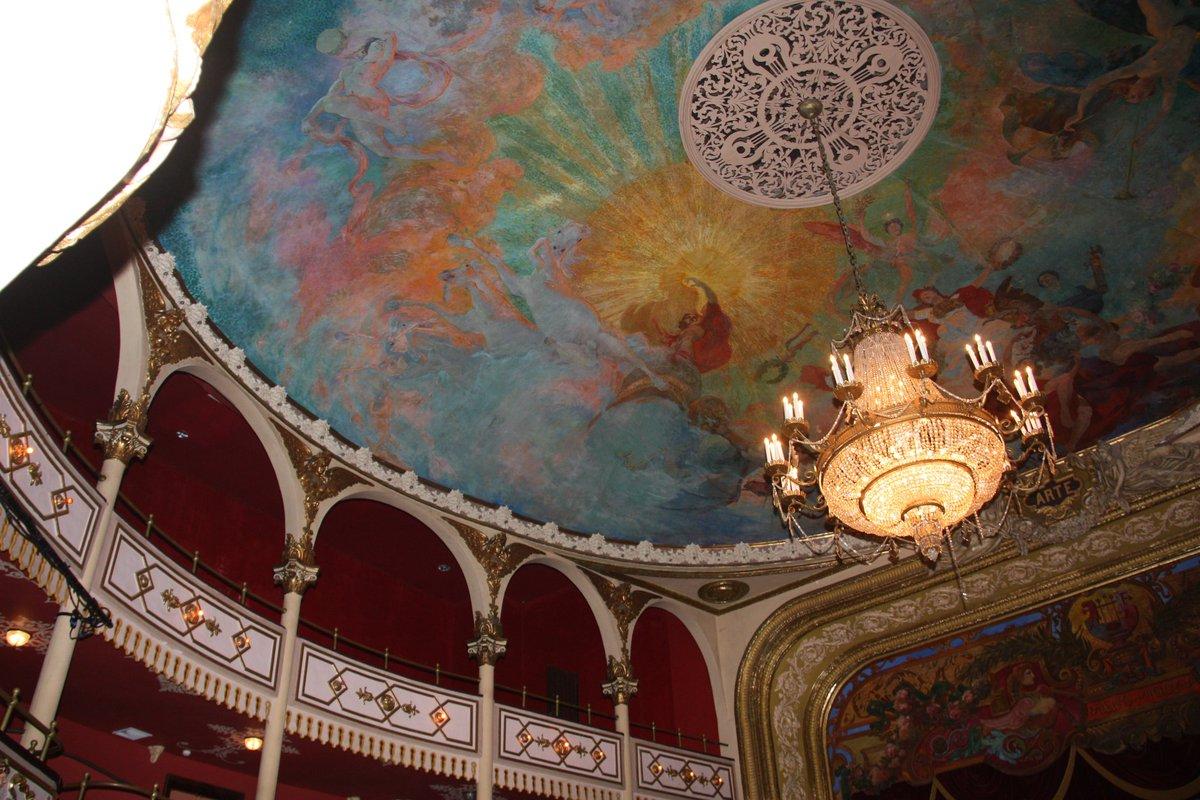 Reapertura del Teatro Nacional será para mayo del 2019, según el INAC