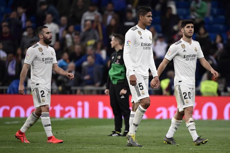 El Real Madrid ya solo mira a la 'Champions'