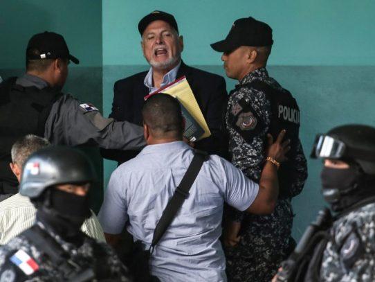 Juicio Oral a Martinelli por caso pinchazos se reanudará el 5 de abril