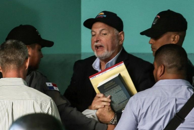 Medicatura forense certifica que Martinelli puede comparecer a juicio oral