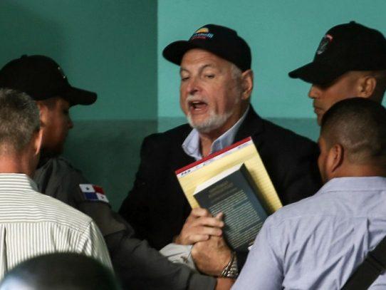 Juicio por espionaje contra expresidente Martinelli llega a su fin el jueves