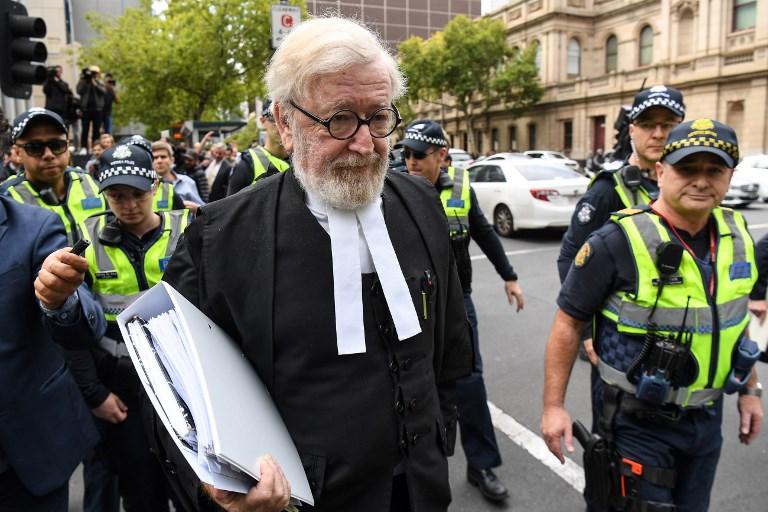 El cardenal Pell fue condenado a seis años de cárcel por pederastia en Australia
