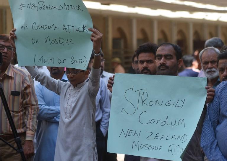 Varela condena masacre contra dos mezquitas en Nueva Zelanda