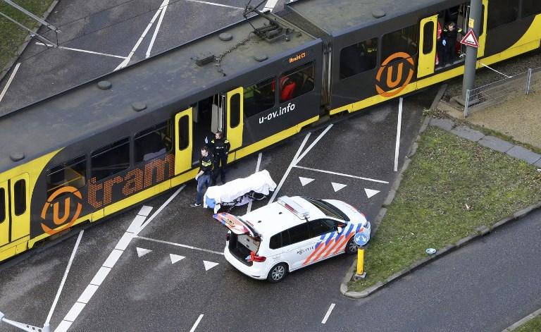 Al menos tres muertos en un tiroteo en la ciudad neerlandesa de Utrecht