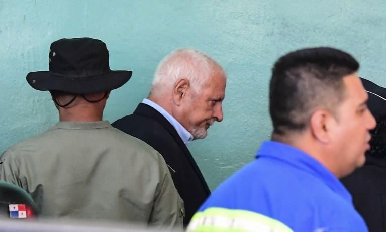 Juicio oral contra Martinelli por caso pinchazos continuará el lunes 25 de marzo