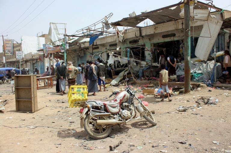 Mueren cinco niños en Yemen en un ataque al sur de Hodeida