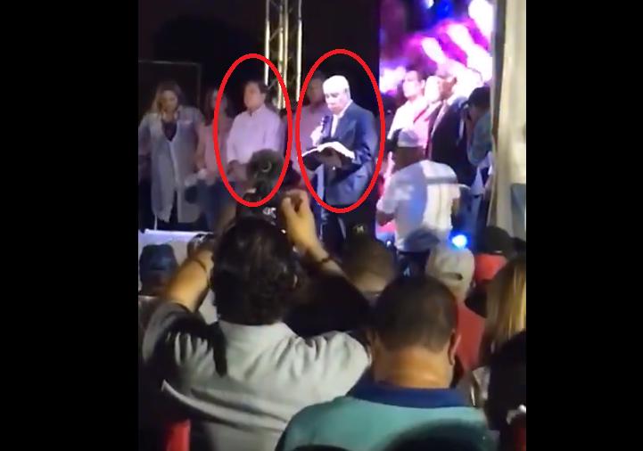 """Pastor Manuel Ruiz da espaldarazo a Nito Cortizo, """"el nuevo caudillo"""""""