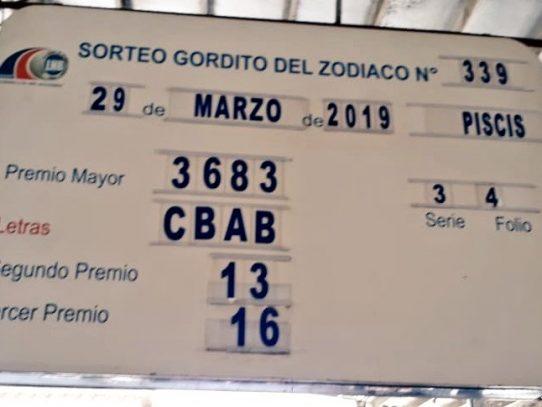 Ganador Del Gordito Del Zodiaco Millonario Signo Piscis Es De