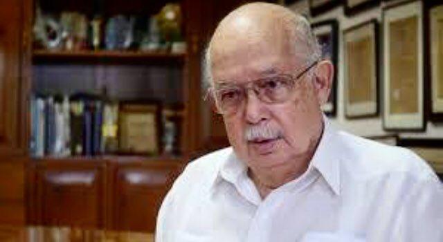Muere el excandidato presidencial Eduardo Vallarino Arjona
