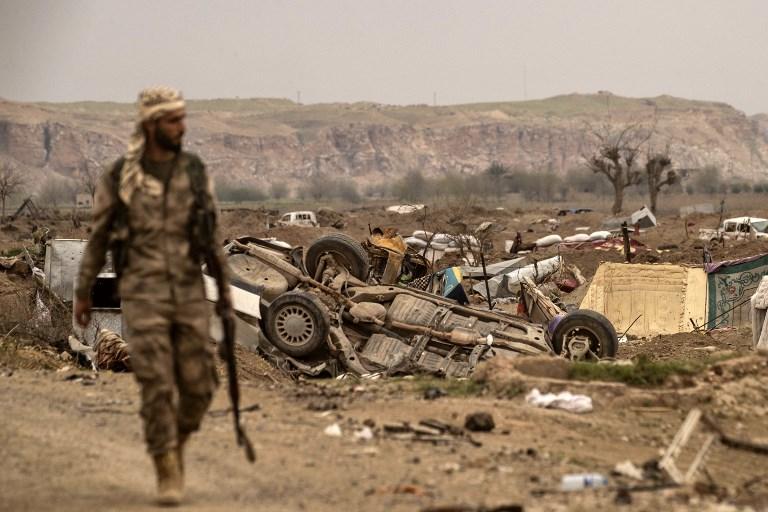 Grupo yihadista EI reivindica atentado contra cementerio no musulmán en Arabia Saudita