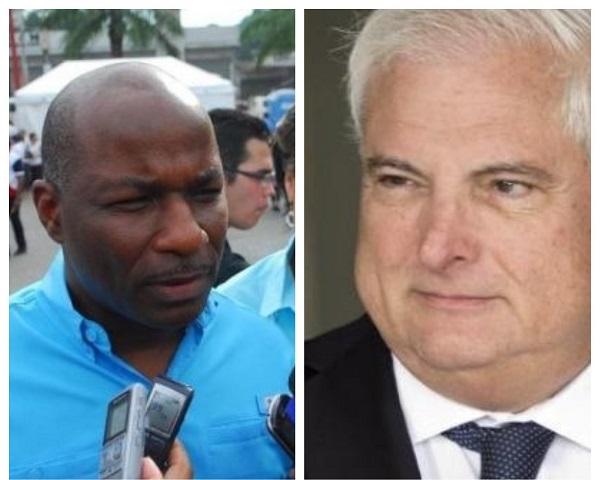Martinelli apoya al candidato panameñista para la alcaldía de S. Miguelito