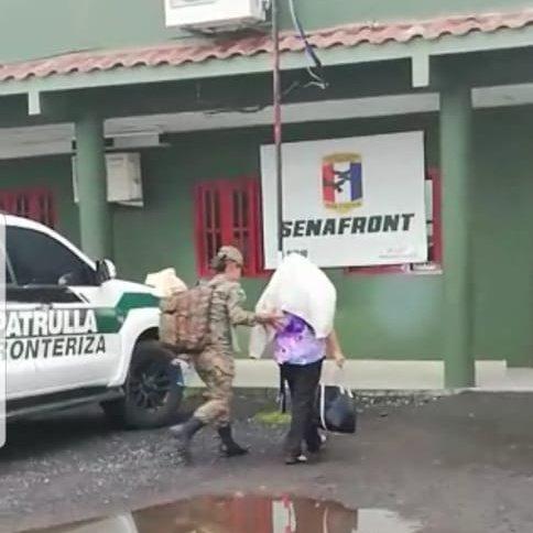 Detienen abuela que vendía drogas en Barú