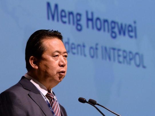 China expulsa del Partido Comunista al expresidente de Interpol