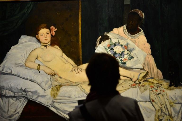 Los modelos negros salen del anonimato histórico en una muestra en París