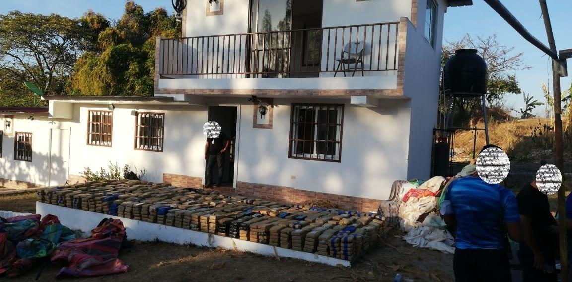 Decomisan droga, armas y municiones en operativo en La Ermita de San Carlos