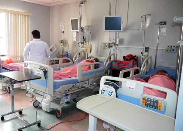 CSS reabre sala de hospitalización del Susana Jones Cano