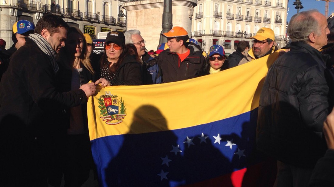 España concentra la mayoría de solicitudes de asilo de venezolanos en la UE