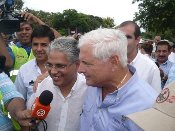 Panameñista José Blandón está dispuesto a indultar a  Ricardo Martinelli