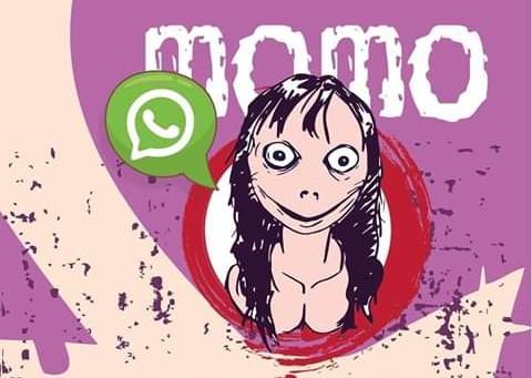 """Alertan de personaje """"Momo"""" que aparece en vídeos en redes sociales"""