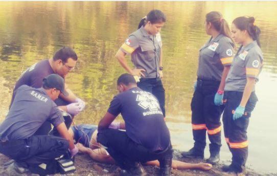 Se registra un muerto por inmersión en el Río La Villa