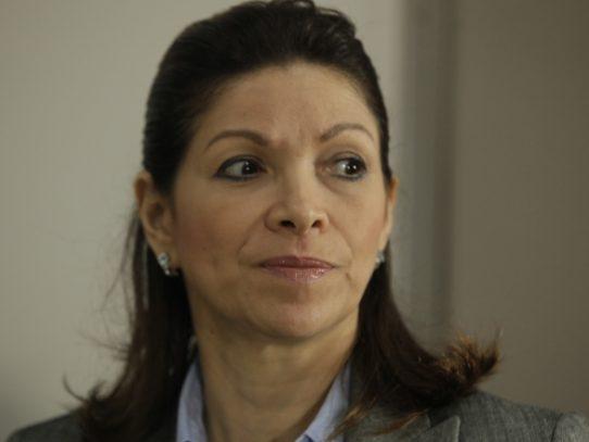 Ana Matilde Gómez no descarta trabajar con el candidato ganador